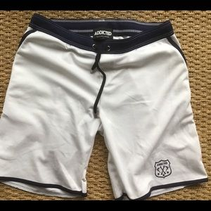 Addicted athlete shorts